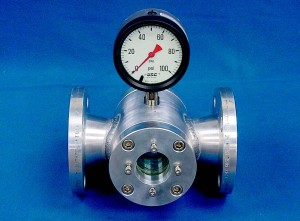 MODEL PPC-100 PROCESS GAUGES