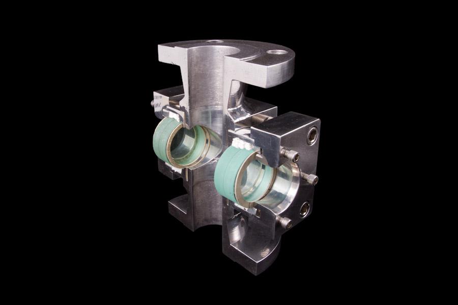 Model I Safesite Sight Flow Indicator
